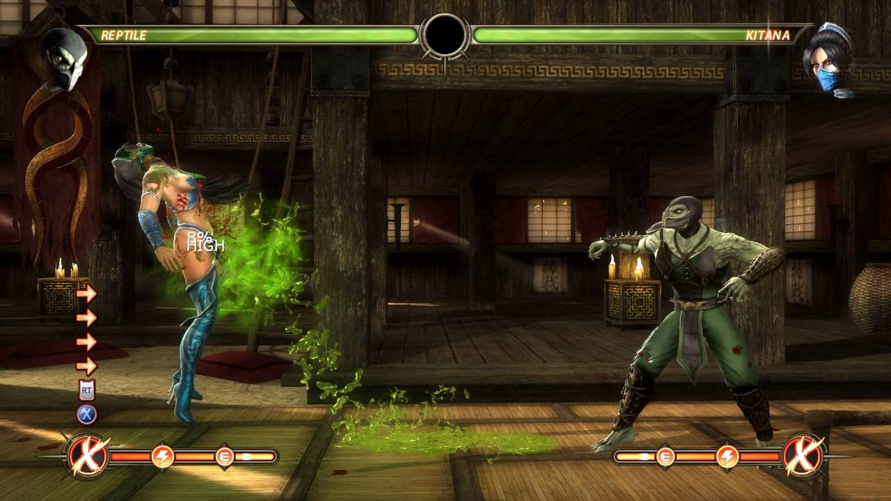 Mortal Kombat 9: Skarlets Character Bio - YouTube