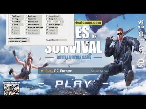 Rules Of Survival V I P HACK ESP Aimbot WallHack No Fog Telekill And