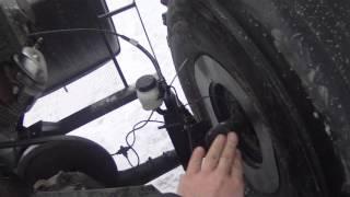 Каракат . Видимо мелкосерийное производство под Вологдой .(Собственно небольшой обзорчик конструкции . http://technocar.su/ сайт о технически продвинутой технике ., 2016-02-24T19:21:17.000Z)