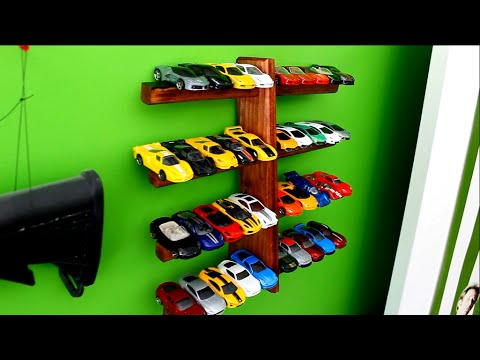 Hot Wheels Toy Car Holder Case : Plano display storage cases for hot wheels at walmart youtube