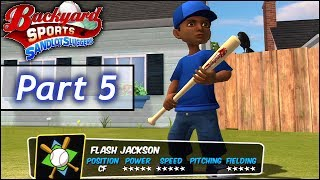 Backyard Baseball: Part 5 - Mysterious Sandbox Rules!