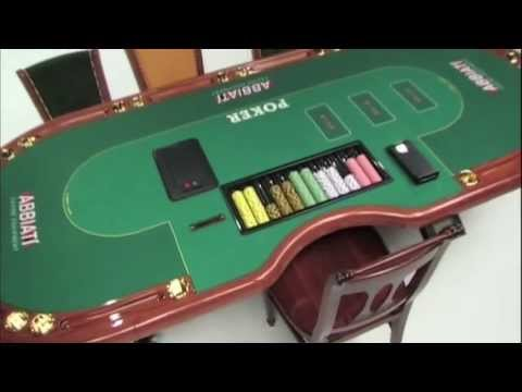 Video Casino table layouts