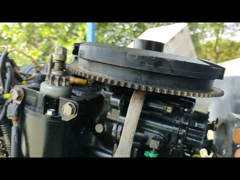 DIY – Repair Engine Mercury 60hp Lost Power – Part 2 (step by step)