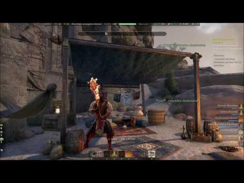 (ger) The Elder Scrolls Online - Drachenritter DD SetUp - Stamina PvE