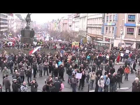 17.11.2012 - SK-DE - Zablokování magistrály