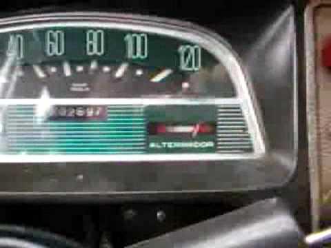 CITRONETA A 140 KM/H PASANDO A UN CHEVROLET 51