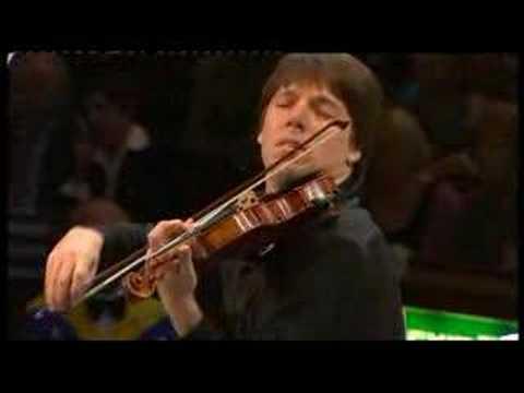 Last Night Proms - Joshua Bell - Estrellita