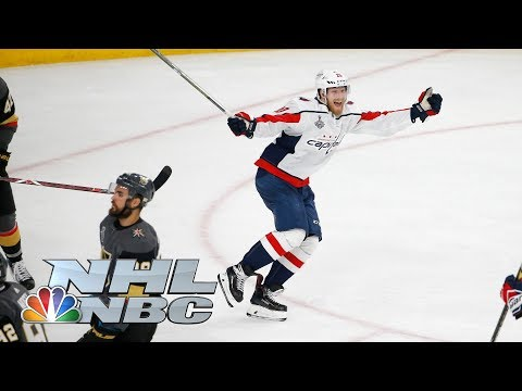 Capitals vs. Golden Knights I NHL Stanley Cup Game 5 Highlights I NBC Sports