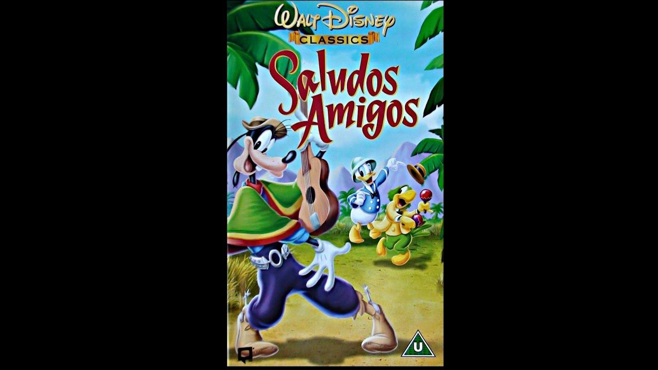 Walt Disney Klassiker 6. Saludos Amigos