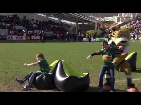 When Welford played musical chairs