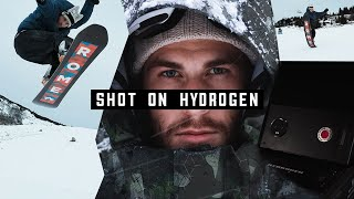 ABSOLUT PARK OPENING x SHOT ON RED HYDROGEN | StaleLIFE