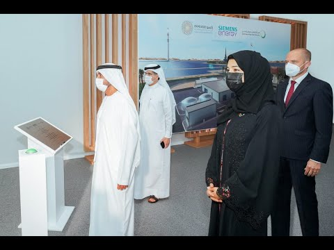 """دبي تدشّن مشروع """"الهيدروجين الأخضر"""" الأول من نوعه في منطقة الشرق الأوسط وشمال إفريقيا"""