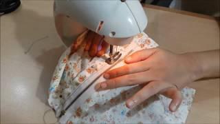 Cara menggunakan mesin jahit mini cara memasang resleting