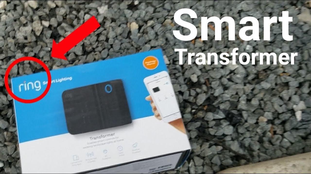 ring transformer installation smart transformer for outdoor landscape lighting
