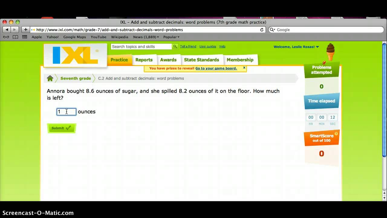 Introduction to IXL - YouTube