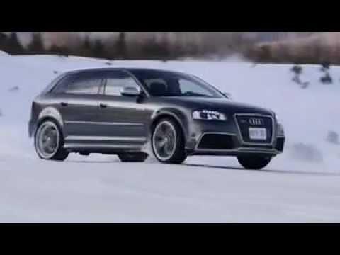 Amazing Audi quattro Snow Driving 2013 New Commercial - Carjam Car TV Show