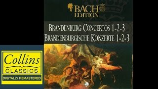 Bach - Brandenburg Concertos 1, 2 and 3- Consort Of London - Robert Haydon