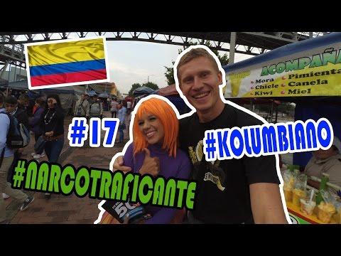#17 Autostopem do Amazonii - Kolumbia