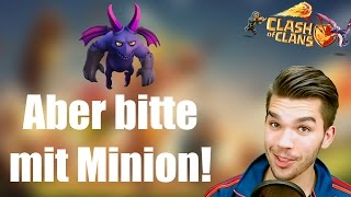 CLASH OF CLANS: Aber bitte mit Minion! ✭ Let's Play Clash of Clans [Deutsch/German HD]