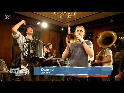 Oansno - A griabige Wirtshaus-Session im Fernsehen