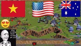 Liên hoan Death Match Mỹ, Úc, Nhật, Việt: Văn Sự, Sochang, Hieu, Pweda, Rjay, Son, Jp_san