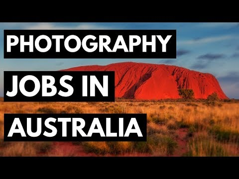 Photography Jobs In Australia 📸 Get Paid To Take Photos Doing Australia Photography