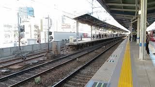 都営5500形5502F    京急川崎通過