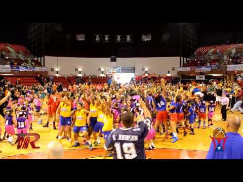 Harlam Shake En El Coliseo Raymond Dalmau --- Quebradillas, Puerto Rico