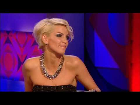 Sarah Harding Interview - Friday Night with Jonathan Ross [13th November 2009]