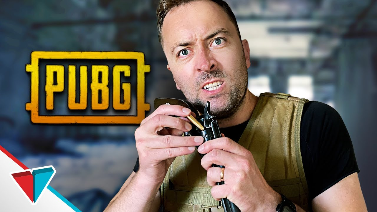 Worst gun in PUBG - Revolver