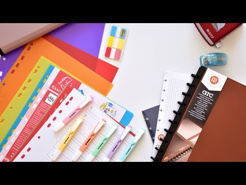 STAPLES Stationery Haul // Back to School 2018