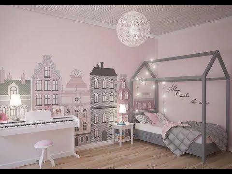 Обзор лучших детских комнат для девочек
