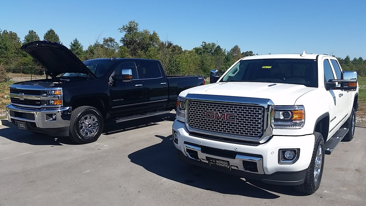 sold. 2015.5 GMC DENALI 3500 HD 4X4 & 2015.5 CHEVROLET ...