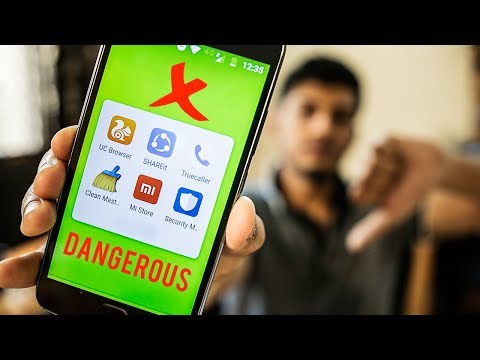 How These Dangerous Popular Apps are Taking your Private Data !