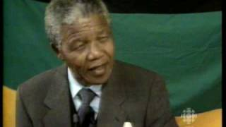 Nelson Mandela on how he survived in prison, 1990: CBC Archives   CBC