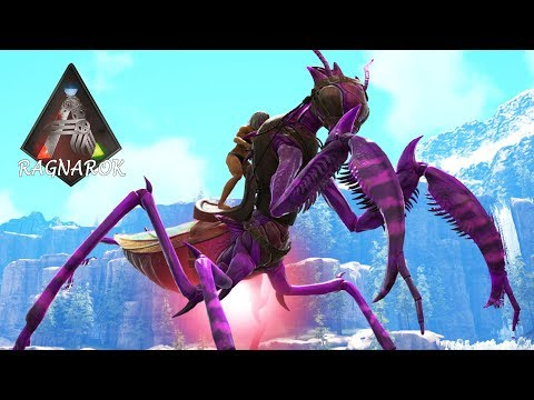 ALUCINANTE MANTIS PRIME! -  RAGNAROK #10 - ARK: Survival Evolved
