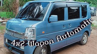 Suzuki Wagon 4x2 Automatic / Electric Sliding