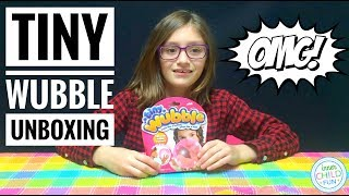 Tiny Wubble Unboxing and Review
