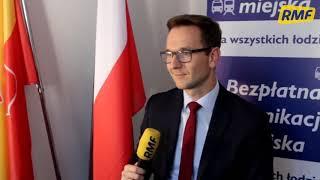 Jakie pomysły na rozwiązanie problemów Łodzi ma Waldemar Buda?