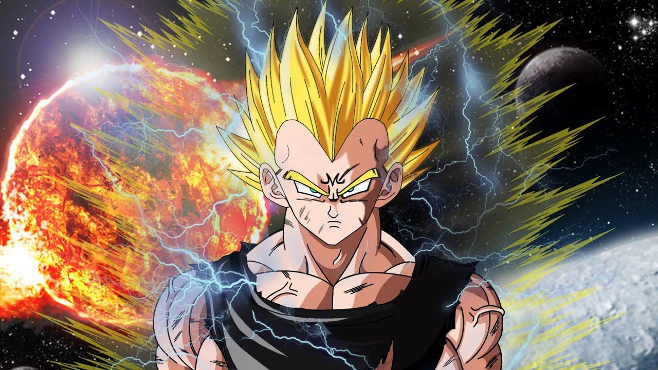 Dragon Ball Z Vegeta Tribute AMV [Ignition] - YouTube