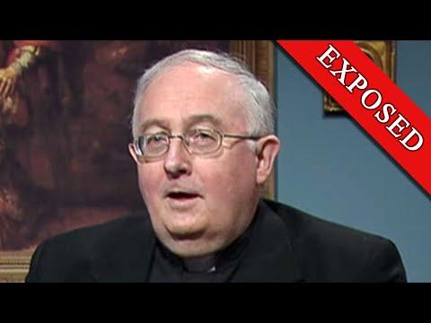 """""""Fr."""" Brian Harrison refuses debate challenge"""