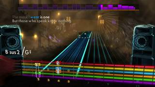 Rocksmith 2014 - Shape of My Heart - Sting (Lead)