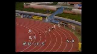 1990 European Athletics Championships Men