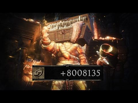 What is the MAXIMUM SOUL GAIN possible? -Dark Souls 3