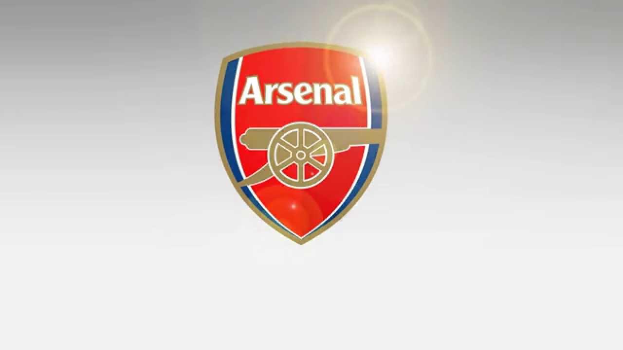 Arsenal FC 3D Logo Animation - YouTube