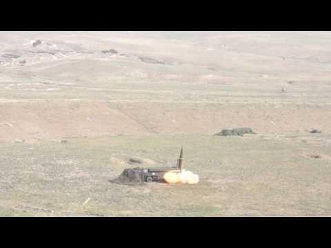 Боевые пуски оперативно-тактических