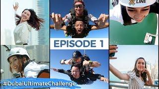 FULL EP 1: The #DubaiUltimateChallenge has officially begun!