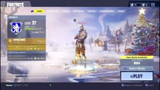 New Elf & Reindeer Skins Fortnite Battle Royale Winter Update