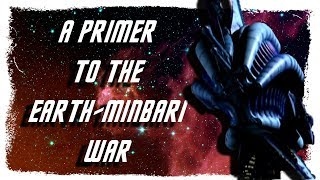 Babylon 5 Lore : Earth-Minbari War Primer