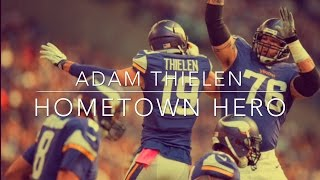 ADAM THIELEN - HOMETOWN HERO HIGHLIGHTS
